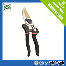 High Carbon Steel Bypass Pruning Shears Hand Pruner