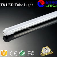 New work with electronic ballast t8 led tube 5ft 1500mm 24w 25w 30w