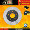 Disc brake OEM 402062Y505 ISO9001 car auto brake rotor factory supplier