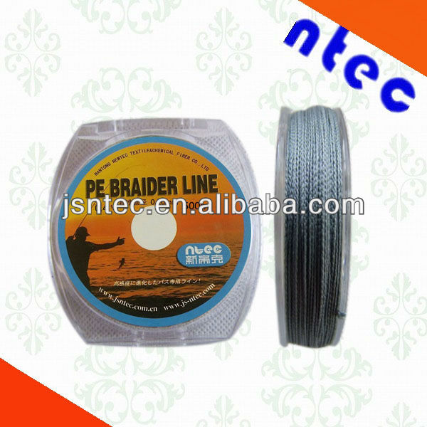 Carbon Coated Fishing Line Fast Sinking PE Braided Line