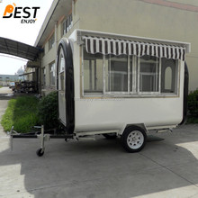 Factory new produced mobile food truck dimensions combi truck food