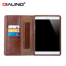 best seller 2016 book case for ipad ,new design genuine leather case for ipad air 2