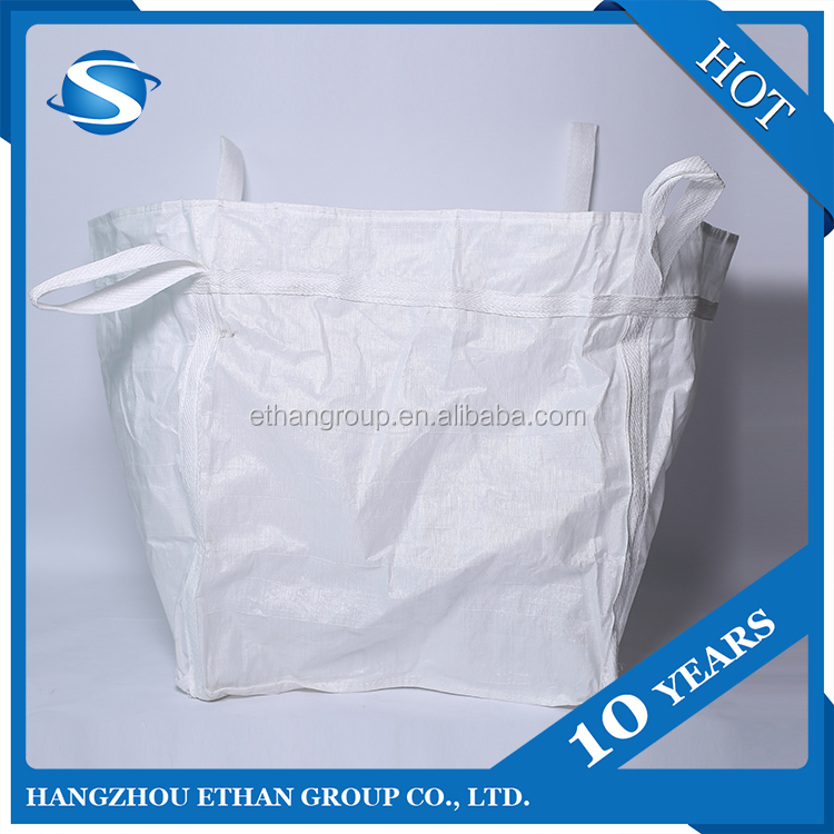 manufacturers Wholesale used pp jumbo pp woven big bags ton bag for sand cement