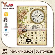 Price Cutting Fashion Designs Calendar Bronze Memorial Plaque Decorative Banding Metal For Crafts