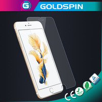 GOLDSPIN 0.33MM 2.5D Tempered Glass Screen Guard for iPhone 7 Screen Protector
