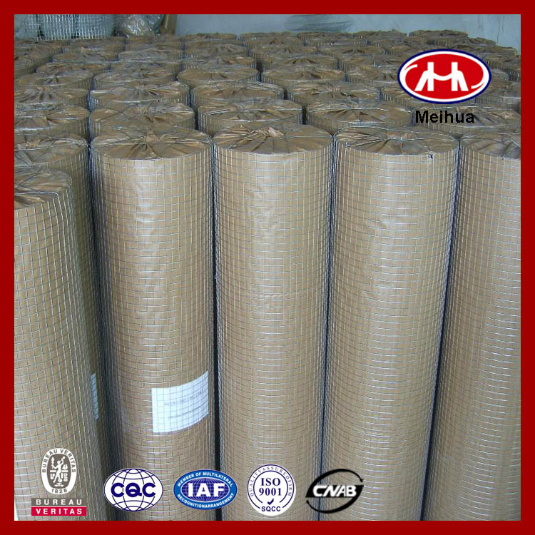MEIHUA low price welded wire mesh