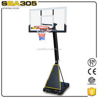 professioanl portable basketball goal post