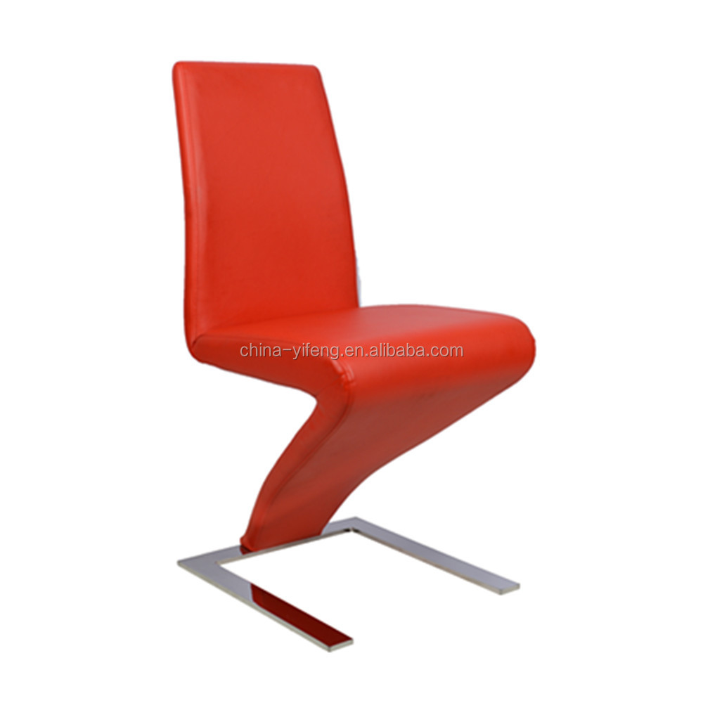 modern red leather z dining chair  buy z chairz dining chair  - modern red leather z dining chair  buy z chairz dining chairmoderndining chair product on alibabacom