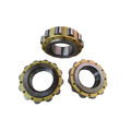 QJ206M Four Points Angular Contact Ball Bearing for aircraft model