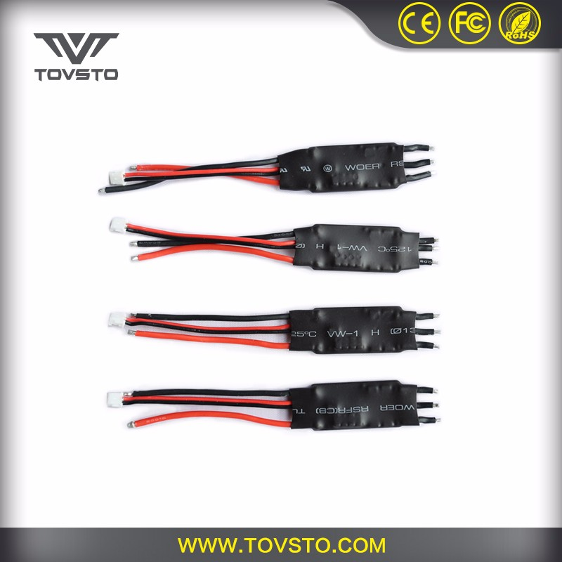 15A 2-4S Brushless ESC for 250 Quadcopter Drone from Shenzhen TOVSTO Drone Accessories