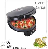 Electric home 12 inch Pizza maker pizza cone maker machine
