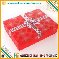 hot!!! wholesale custom small cardboard boxes decorative for women
