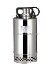 Corrosion resistant with float switch SPS Stainless steel Submersible Pump
