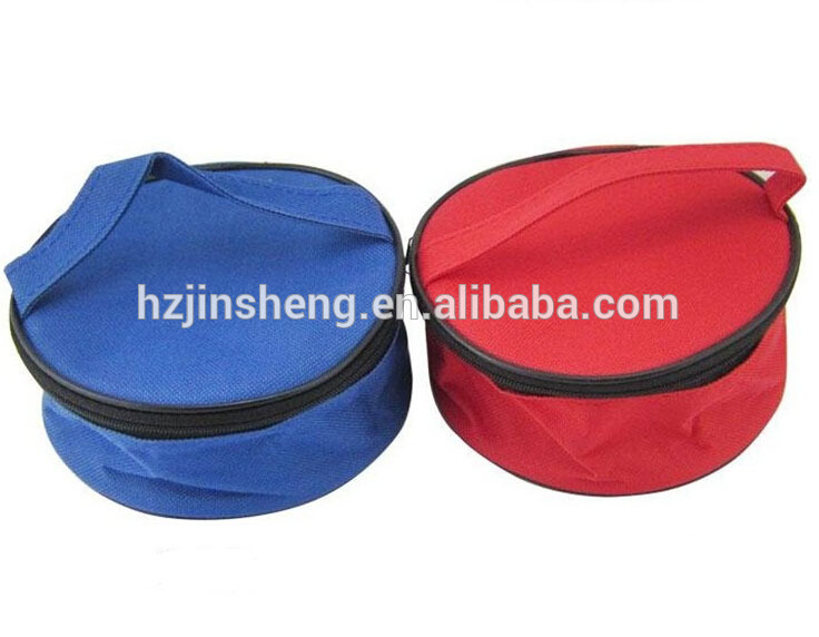 eco friendly dishware bag portable bowl spoon fork bag for travel