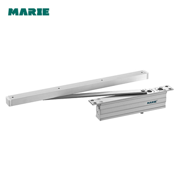 automatic hidden sliding door closer with High-strength aluminum alloy shell