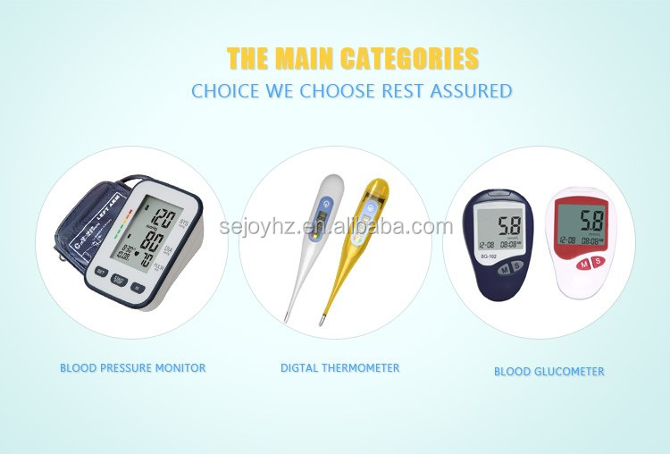 armpit oral clinical large led display digital thermometer