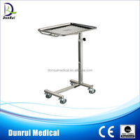 DR-342 Manufacurer Supply Adjustable Height Stainless Steel Tray