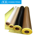 PTFE coated ptfe fiberglass fabric with adhesive