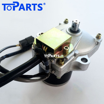 Dc motor throttle control Throttle Motor for excavator 7834-40-2003 7834-40-2004