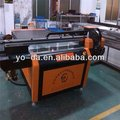 YD-1825 large format solvent printer for glass or on all falt materials