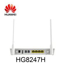 Huawei 2POTS+4GE+CATV FTTH GPON ONT HG8247H with Best Price