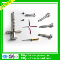 Good Fastener screw and rivet furniture wood connector