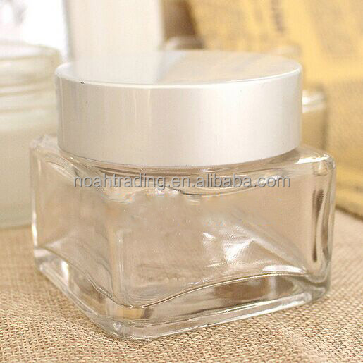 150ml glass wholesale body scrub containers, 5oz body scrub jars, glass jar 200ml