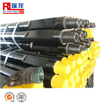 spiral weld perforated borehole water well casing pipes factory