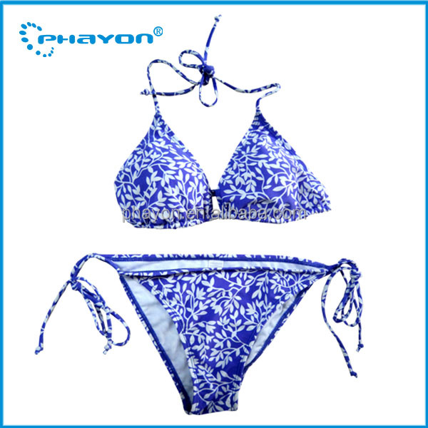 Women Gender and 18% elastan,82% nylon Material push up boost beach bikini girl