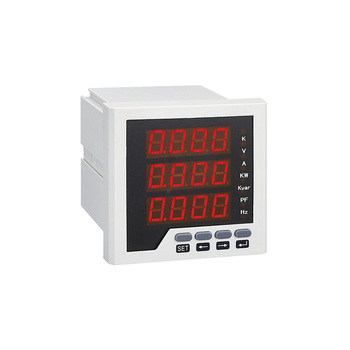 Three Phase Ac Energy Electricity Usage Monitor Meter