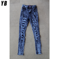 YB 2015 stylish ripped jeans for Women