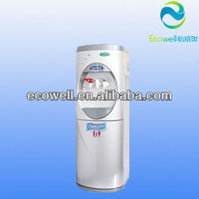 POU hot and cold water dispenser cheap price, round magic water dispener for household