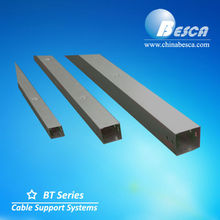 Pre-galvanized steel Cable Trunking with covers