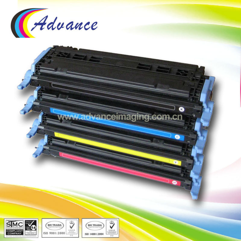 Q6000A Q6001A Q6002A Q6003A Color Toner Cartridge Compatible for HP CM1015 1015 CM1017 1017 1600 2600 2605