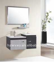 modern stainless steel bathroom wall cabinets