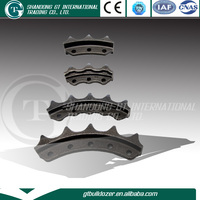 Spare part of sprocket roller PC300-6 for bulldozer