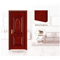 factory direct china swing wood turkey steel doors