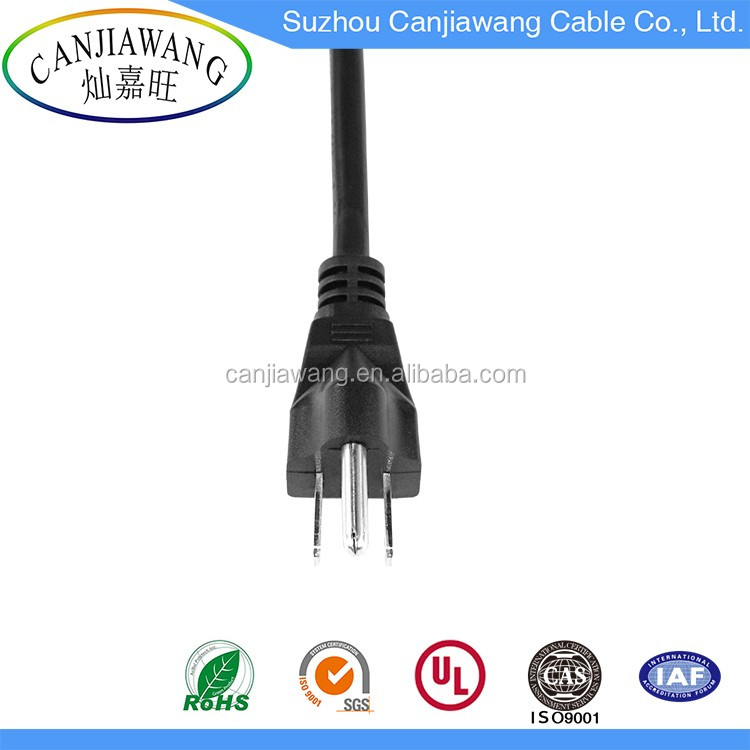 Factory Price Anti Dust 3 Pin Male Plug to IEC C19 Connector