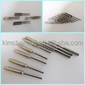 Ruby nozzle copper wire guide (RC0530-3-1455)Used On DIGGERS Coil Winding Machine