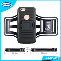 2016 New Rotating Arm Band Cell Phone Running Armband Case for iPhone 6