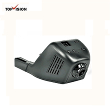 China factory car DVR WIFI 2 channel fhd oem car dashcam
