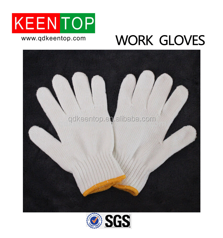 producing cotton gloves, pvc dots work gloves,latex coated gloves