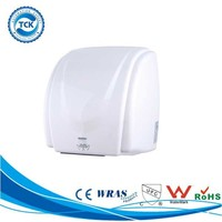 Plastic Toilet Infrared Automatic Hand Dryer