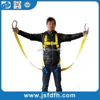EN361 Construction Full Body Safety Harness Safety Belt With Cheap Price