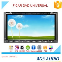 Wholesale Price universal 2 Din universal Car dvd player