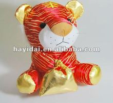 New stuffed toy tiger animal