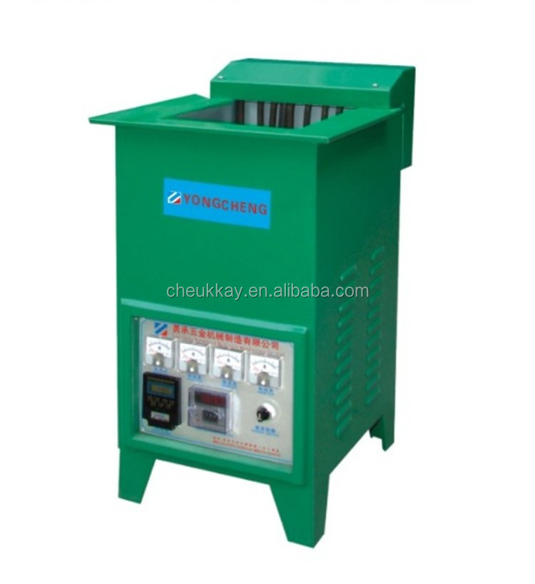 YCR-100 Common version electric melting furnace,lead melting pot/furnace