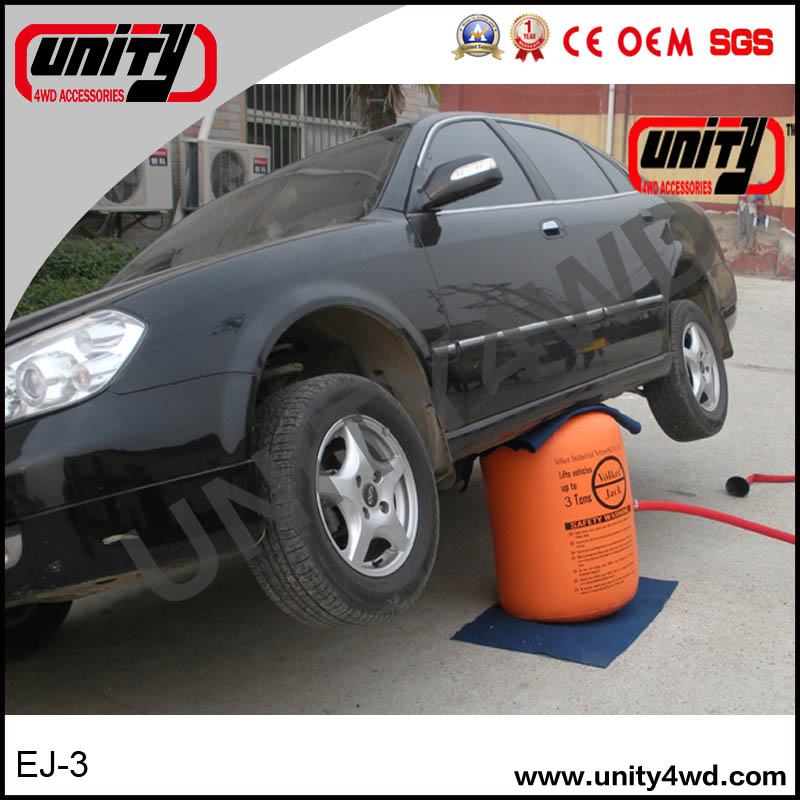 Hot selling 3T lift kit /exhaust air jack air compressor jack