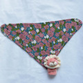 Hot sale organic cotton printing baby bibs bandanas