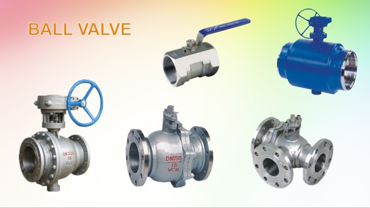 DN40 Flange cf8m Ball Valve with flange connection